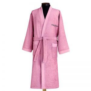 5003 Μπουρνούζι 550GR 100% CΟΤΤΟΝ Ροζ Σκούρο
