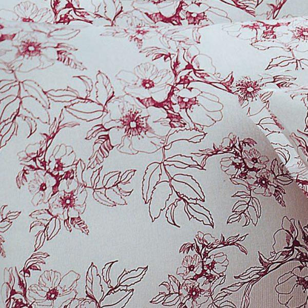 3124 Σετ Σεντόνια Φανέλα 100% Cotton 240Χ260 4 ΤΕΜ.