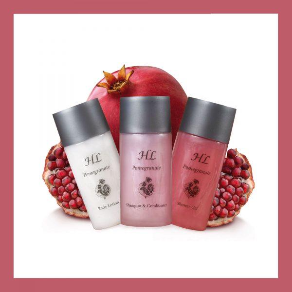 Ρomegranate Σαμπουάν & Conditioner Μπουκάλι 30ml