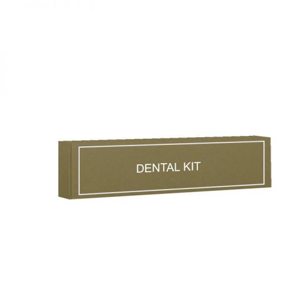 Σετ Οδοντόβουρτσα & Οδοντόκρεμα Natural (DENTAL ΚΙΤ)