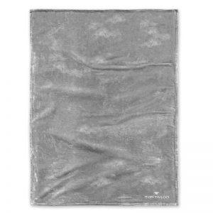 23-7798 Κουβέρτα Fleece 150x200 Silver