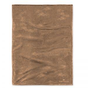 23-7798 Κουβέρτα Fleece 2 διαστάσεις Caramel