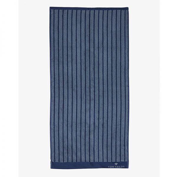 100-273 Jacquard Towel 100% COTTON Navy