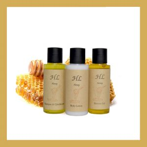 Honey Shower Gel Mπουκάλι Β 40ml