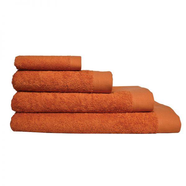 5001 Πετσέτα σε 4 Διαστάσεις 100%CΟΤ 550GR Coral
