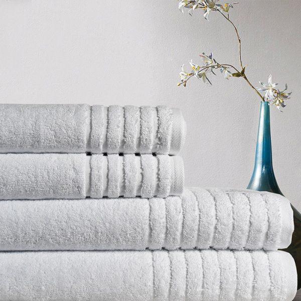 Πετσέτα Pallas Αιγύπτου Ρίγα 100% Cotton pennie 550gr