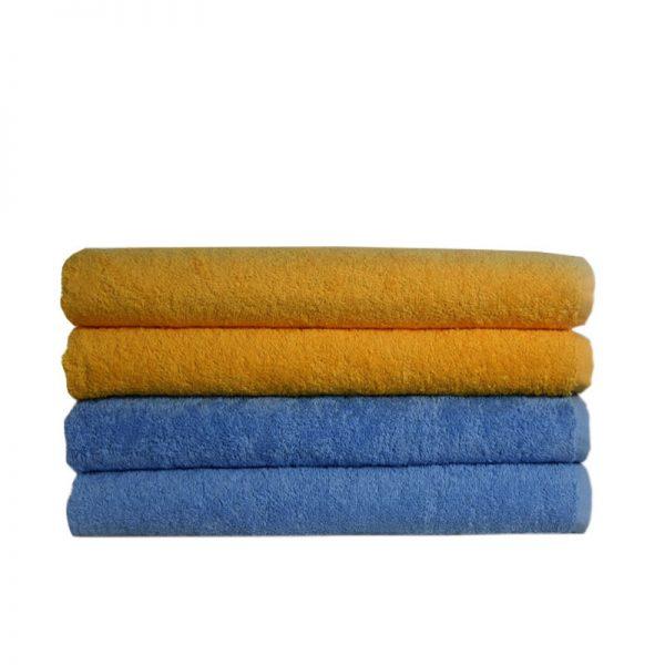 Πετσέτα Παραλίας 100% Cotton reactive 450gr Ciel
