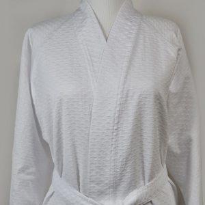 842 Μπουρνούζι Πικέ Κιμονό Μερσεριζέ 100% Cotton