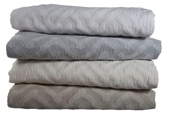 Κουβέρτα Ματλασέ Hindoo