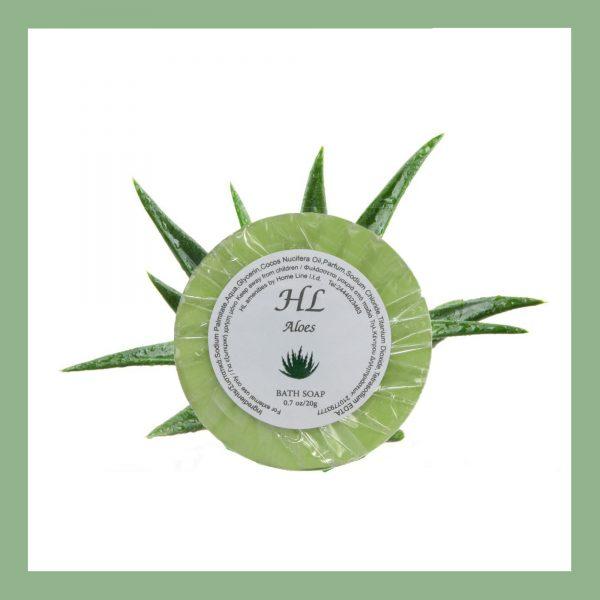 Aloe Vera Soap 20gr