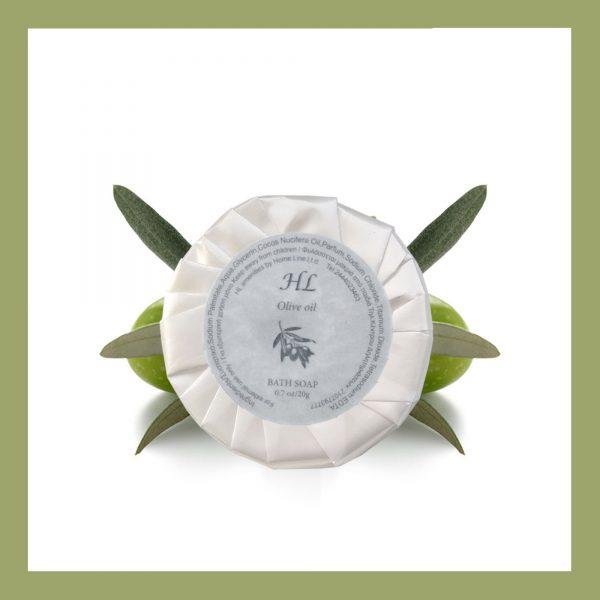 Οlive Oil Σαπούνι 15gr & 20gr