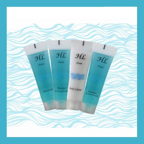 Οcean Shampoo & Conditioner Σωληνάριο 35ml