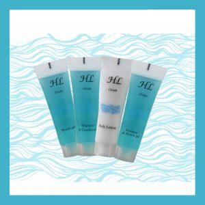 Οcean Shampoo & Shower gel Σωληνάριο 35ml