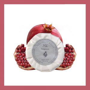 Ρomegranate Soap 15gr & 20gr