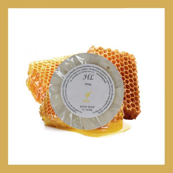 Honey Σαπούνι 20gr