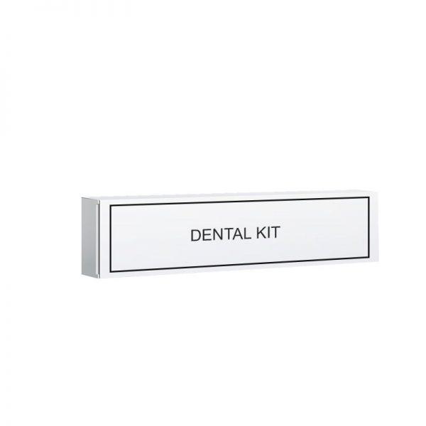 Σετ Οδοντόβουρτσα & Οδοντόκρεμα Λευκό (DENTAL ΚΙΤ)