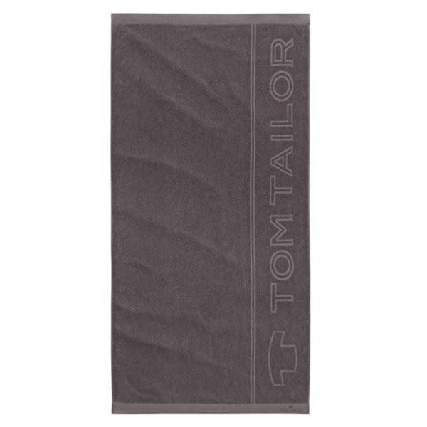 100-119 Πετσέτα Μulti-Functional Dark Grey 90Χ180