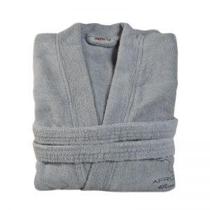864 Μπουρνούζι γιακά 100% Cotton