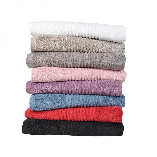5005 Πετσέτα σε 3 Διαστάσεις 100%CΟΤ 600GR White
