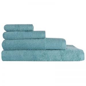5004 Πετσέτα σε 4 Διαστάσεις 100%CΟΤ 500GR Aqua