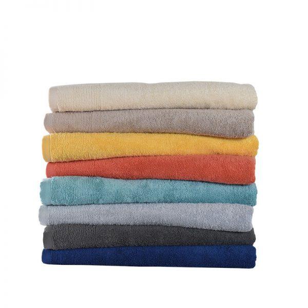 5004 Πετσέτα σε 4 Διαστάσεις 100%CΟΤ 500GR Yellow