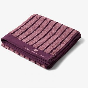 100-273 Jacquard Towel 100% COTTON Purple