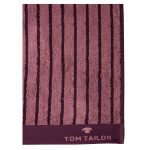 100-273 Jacquard Towel 100% COTTON Purple