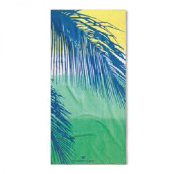 110 377 Πετσέτα Παραλίας 100% COTTON 85X160 906 Green