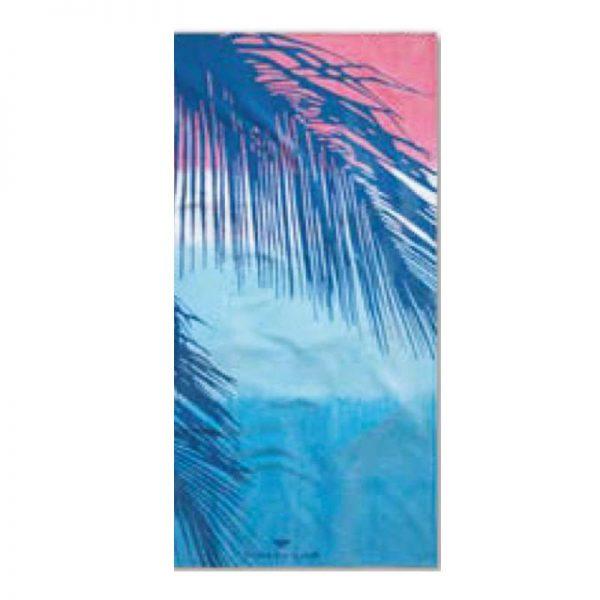 110 377 Πετσέτα Παραλίας 100% COTTON 85X160 934 Aqua