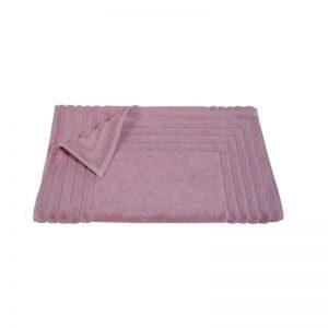 856 Ταπέτο Ζακάρ Ρίγα 100% Cotton 50x75 Εκρού 1+1 Δώρο Σομόν