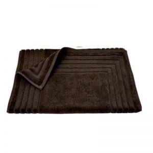 856 Ταπέτο Ζακάρ Ρίγα 100% Cotton 50x75 Σοκολά